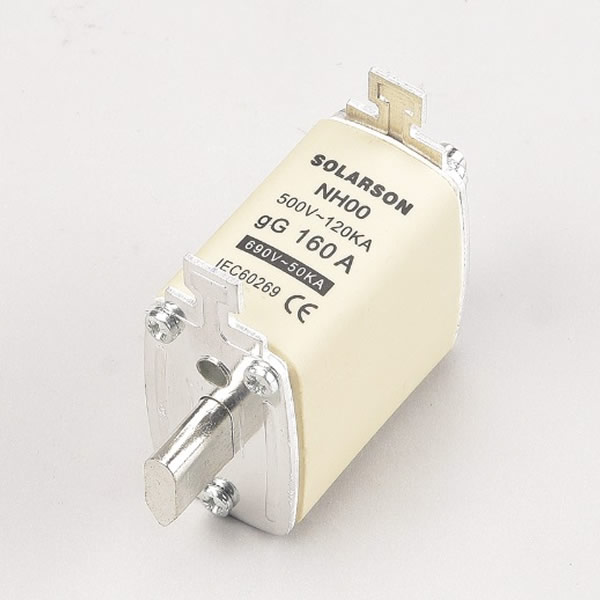 HRC NT0 Fuse Link 500V Up To 160A