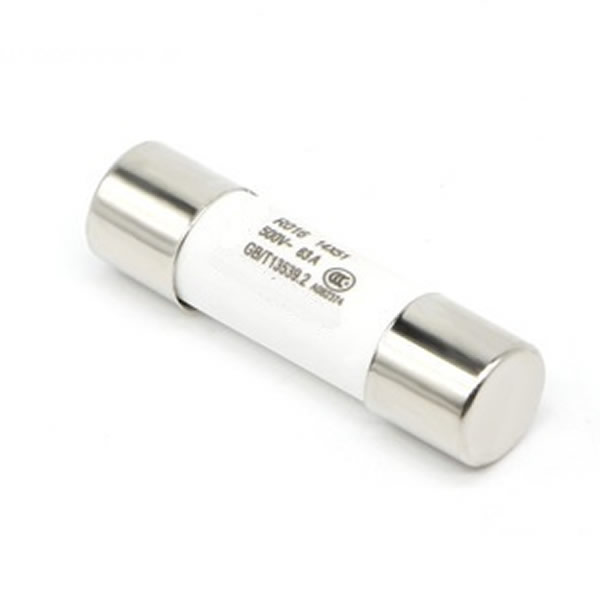 IEC 22x58mm Cylindrical Fuse 500V 690V Up To 125A