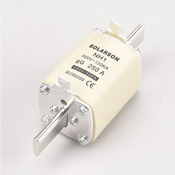 NH semiconductor high speed Fuse 690V AC / 40-1000A