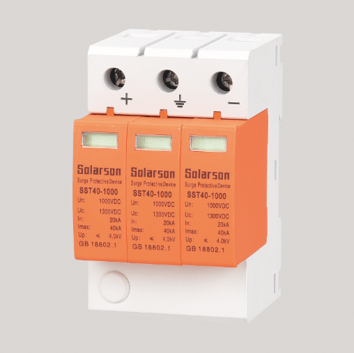 1500V DC surge protective device Type II 4P